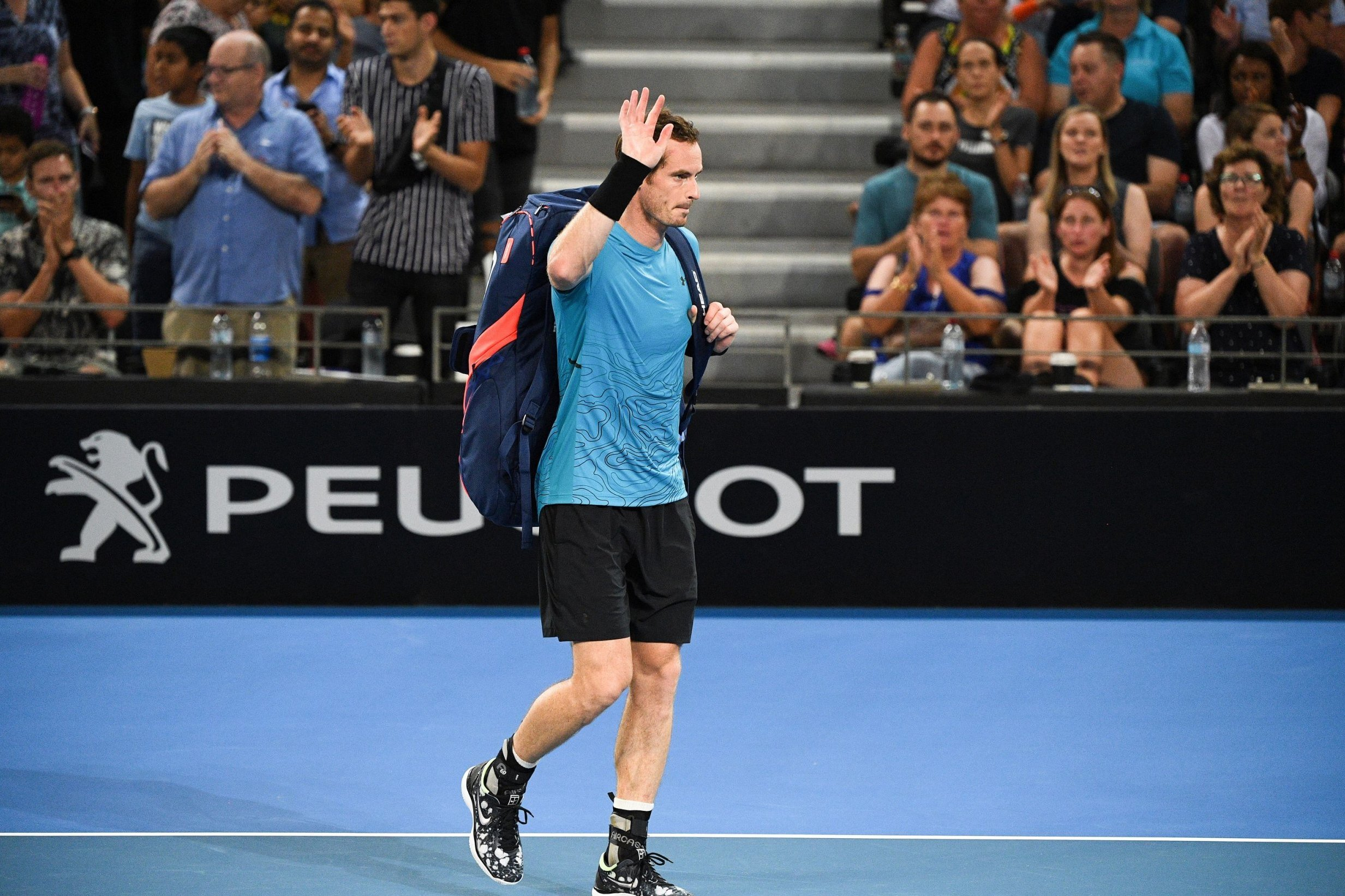 The Australian Open will be Murray's last event as a professional