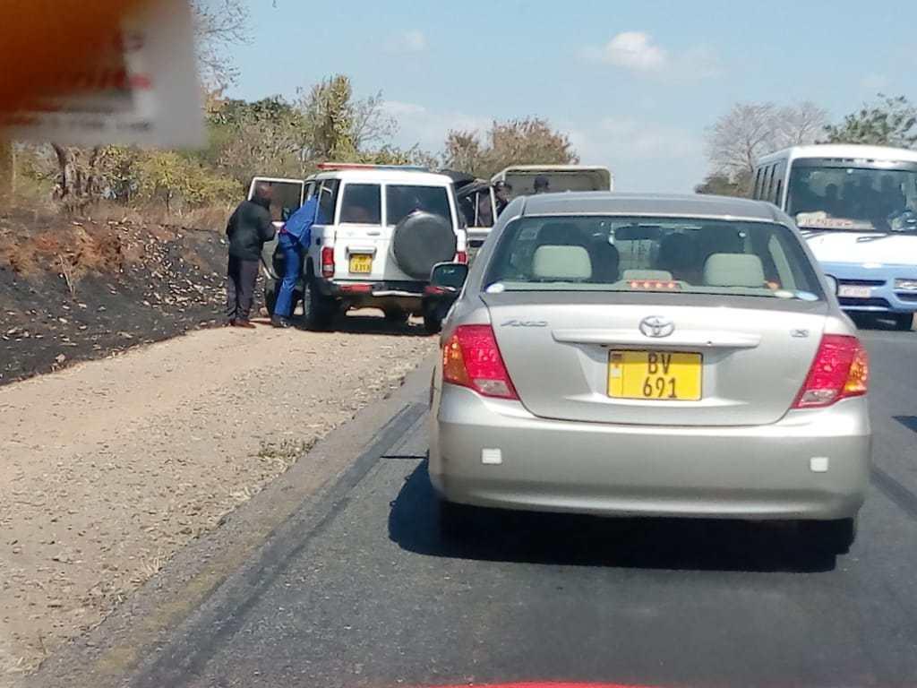 Chimulirenji convoy