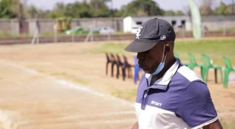 Dan Dzikambani Coach Karonga United
